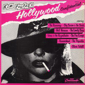 Kim Fowley's Hollywood Confidential lp (GNP Crescendo)