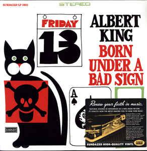Albert King - Born Under A Bad Sign lp (Sundazed)