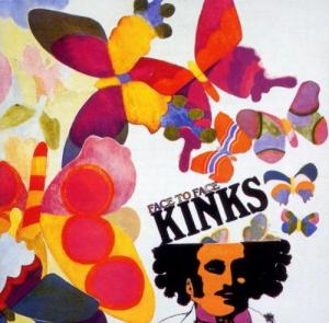 Kinks - Face to Face lp (BMG)