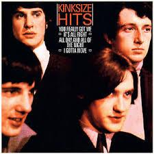 "Kinks - Kinksize Hits 7"" (BMG/Sanctuary)"