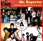 Kinks - Mr. Reporter lp (Emtom Records)