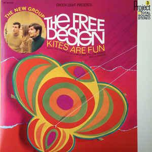Free Design - Kites Are Fun RSD lp (Light In The Attic)