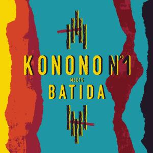 Konono No 1 Meets Batida dbl lp + cd (Congotronics)