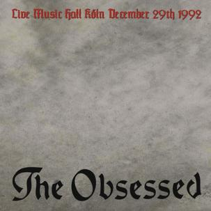 Obsessed - Live Music Hall Koln lp (Outer Battery)