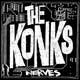"Konks - Nerves 7"" (Static Eye Records)"
