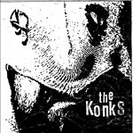"Konks - tv's killing me 7"" (One Eye Open Records)"