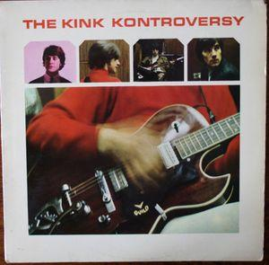 Kinks - The Kink Kontroversy lp (Sanctuary/BMG)