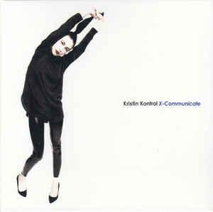 Kristin Kontrol - x-Communicate lp (Sub Pop)