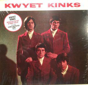 "Kinks - Kwyet Kinks 7"" (BMG)"