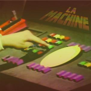 La Machine - Phases & Repetition lp (Castle Face)
