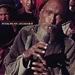 Folk Music of Ladakh - Where the Mountains...lp (SF)