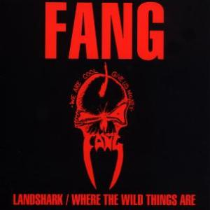 Fang- Landshark/Where The Wild Things Are cd (Boner)