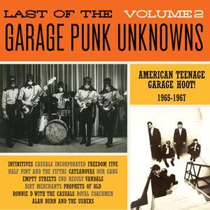 Last of the Garage Punk Unknowns - Vol 2 lp (Crypt)