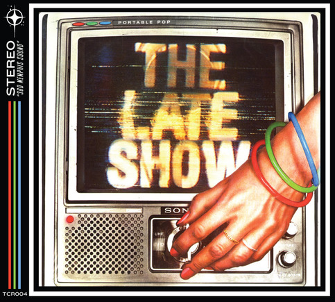 Late Show - Portable Pop cd (Trashy Creatures Records)