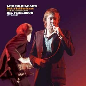 Lee Brilleaux - Rock n Roll Gentleman lp (Parlophone)