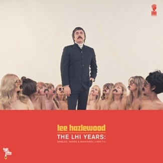 Lee Hazlewood - The LHI Years Singles dbl lp (LITA)