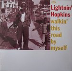 Lightnin' Hopkins - Walkin' This Road By Myself lp (Bluesville)