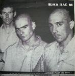 "Black Flag - Licorice Pizza 7"" (Fan Club)"