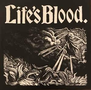 Life's Blood - Hardcore A.D. 1988 lp (Prank)