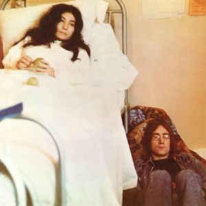 Yoko Ono & John Lennon - Unfinished Music No. 2 LP