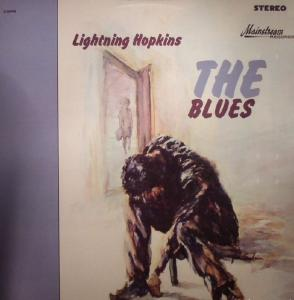 Lightning Hopkins - The Blues lp (Mainstream/Scorpio)