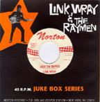 "Link Wray - Hidden Charms/Five and Ten 7"" (Norton)"