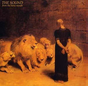 The Sound - From The Lions Mouth lp (1972)