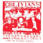 Oblivians- Live in Atlanta Rock' N Roll Holiday lp (Sympathy)