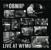 OBN III's - Live At WMFU lp (12XU Records)