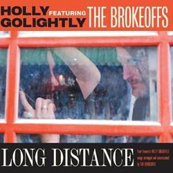 Golightly, Holly - Long Distance lp (Transdreamer Records)