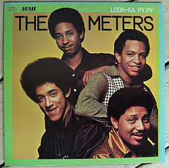 Meters - Look-Ka Py Py lp (Josie Records)