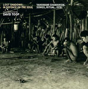David Toop - Lost Shadows: In Defence of The Soul lp
