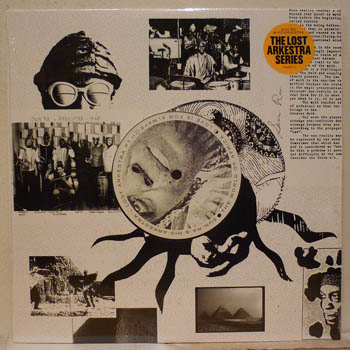 "Sun Ra - Lost Arkestra Series Part II 10"" (Kindred Spirits)"