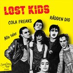 "Lost Kids - Cola Freaks 7"" (Sing Sing Records)"