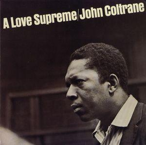 John Coltrane - A Love Supreme lp (Impulse)