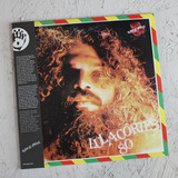 Lula Cortes - Rosa De Sangue lp (Mr Bongo Records UK)