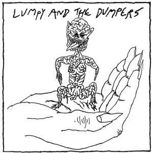 "Lumpy and the Dumpers - Gnats In The Pisser 7"" (Total Punk)"