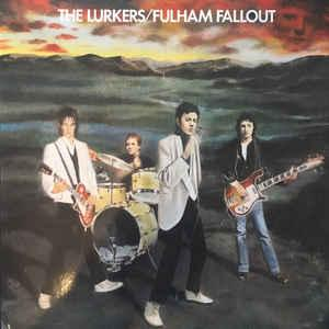 The Lurkers lp - Fulham Fallout RSD