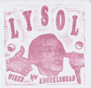 "Lysol - Wired 7"" (Total Punk)"