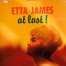 Etta James - At Last! lp (DOL)