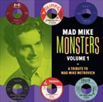 Mad Mike Monsters Volume 1 lp (Norton)