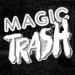 "Magic Trash - The Way I'm Living 7"" EP (Kool Ranch Records)"