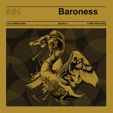 Baroness - Live At Maida Vale lp (Relapse)