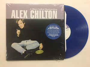 Alex Chilton - A Man Called Destruction dbl lp (Omnivore)
