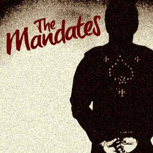 The Mandates - s/t lp (Taken By Surprise)