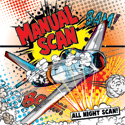 Manual Scan - All Night Scan lp (Cheap Rewards)