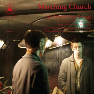 Marching Church - This World Is Not Enough lp (Sacred Bones)