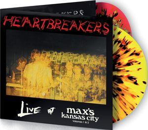 Heartbreakers - Live At Max's Kansas City 1 & 2 dbl lp (Jungle)