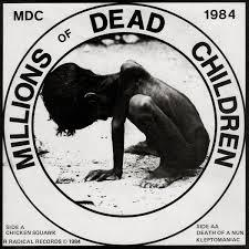 "MDC - Millions of Dead Children 7"" (Beer City Records)"
