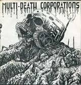 "MDC - Multi-Death Corporations 7"" (Beer City Records)"
